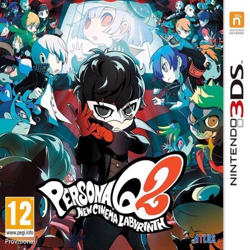 Image of Persona Q2 New Cinema Labyrinth, Nintendo 3DS