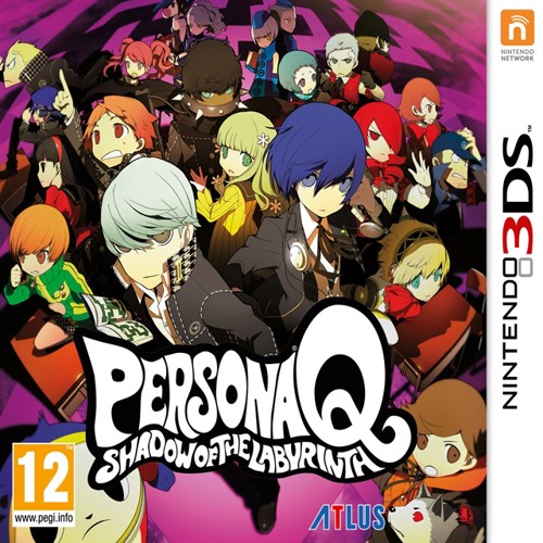 Image of Persona Q, Shadow of the Labyrinth, Nintendo 3DS