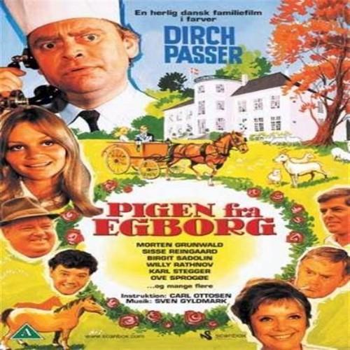 Image of Pigen fra Egborg DVD (5708758704144)