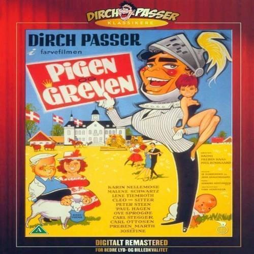 Image of Pigen Og Greven DVD (5708758707350)