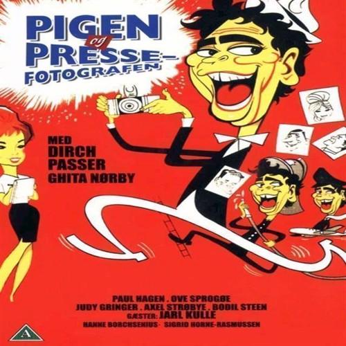 Image of Pigen Og Pressefotografen DVD (5708758707183)