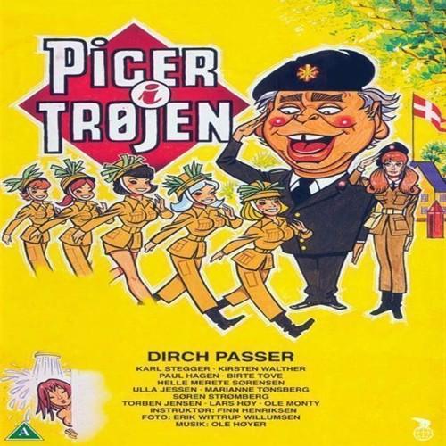 Image of Piger I Trjen DVD (5708758703611)