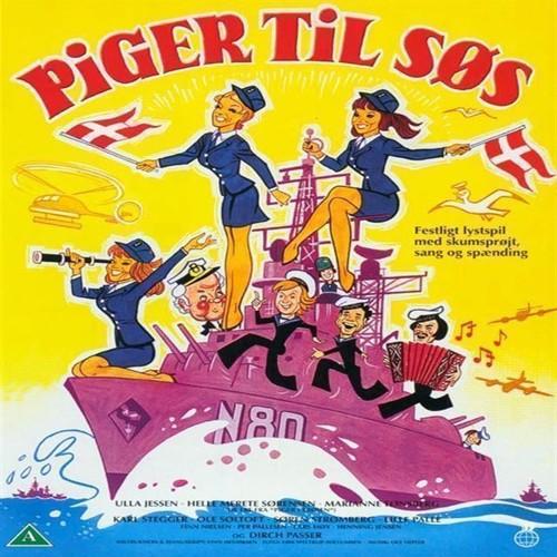 Image of Piger Til Søs DVD (5708758704175)