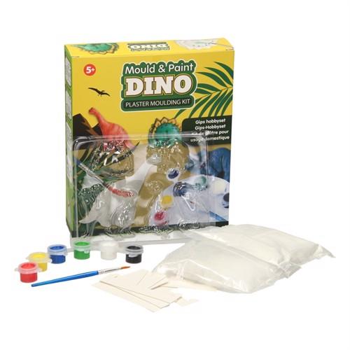 Image of Lav og mal selv Dino