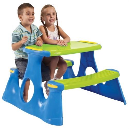 Image of Plast Picnicbord Til Børn