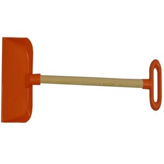 Image of Plastskovl til børn med træskaft og greb (5906764720930)