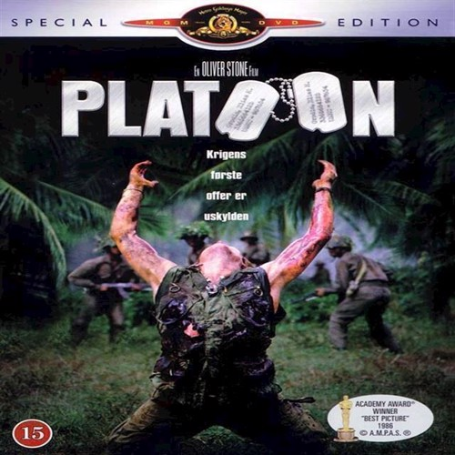 Image of Platoon Special Edition DVD (5707020158838)