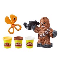 Play Doh, star wars chewbacca