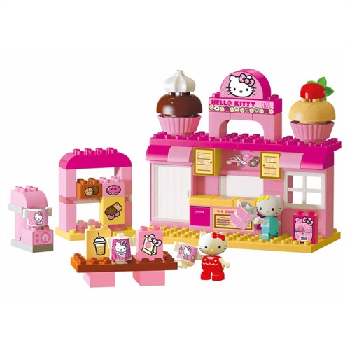 Image of PlayBIG Bloxx Hello Kitty Bakery (4004943571500)