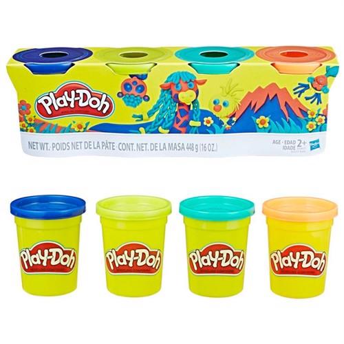 Image of Play Doh color spots vilde farver 4 stk