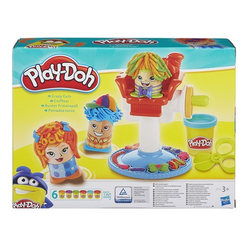 Image of Play Doh Crazy Cuts Frisør