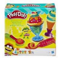 Play Doh Is Snacks