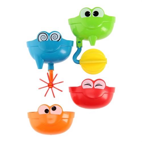 Image of Playgo legesæt til badet, 4 dele