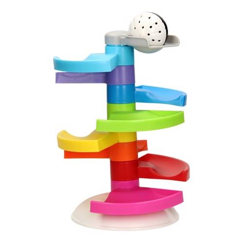 Image of Playgo Spiral bold tårn