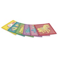 PlayMais Mosaic Cards Decorate Dream Pony