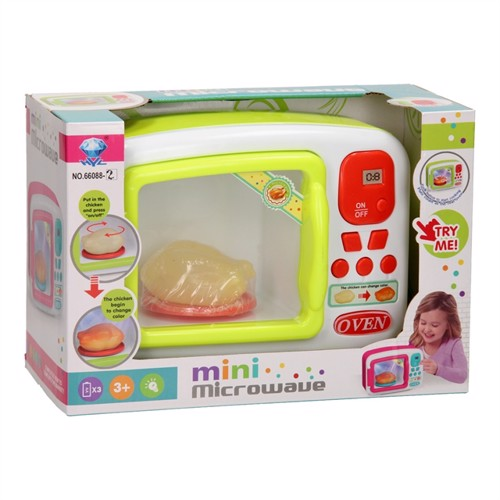 Image of Play Microwave with Light (3800966029605)