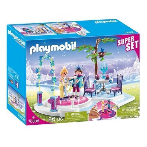 Image of Playmobil 70008 Superset kongeligt bal