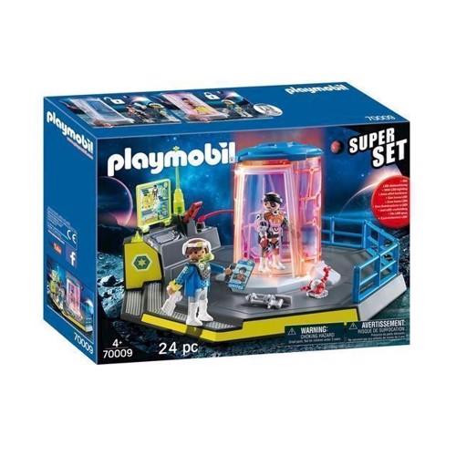 Image of Playmobil 70009 Superset Galaxe politi