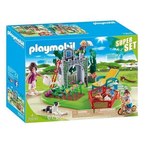 Image of Playmobil 70010 Superset Familie have