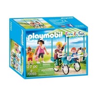 Playmobil 70093 Familie cykel
