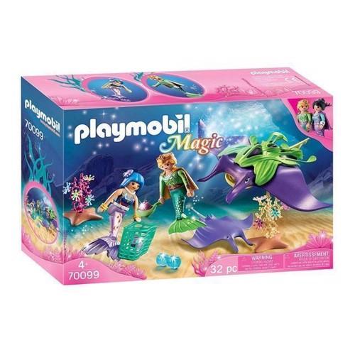 Image of Playmobil 70099 perlefiskere (4008789700995)