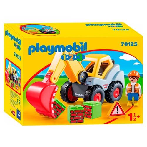 Image of Playmobil 70125 gravemaskine (4008789701251)
