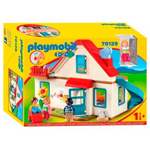 Image of Playmobil 70129 Hus (4008789701299)