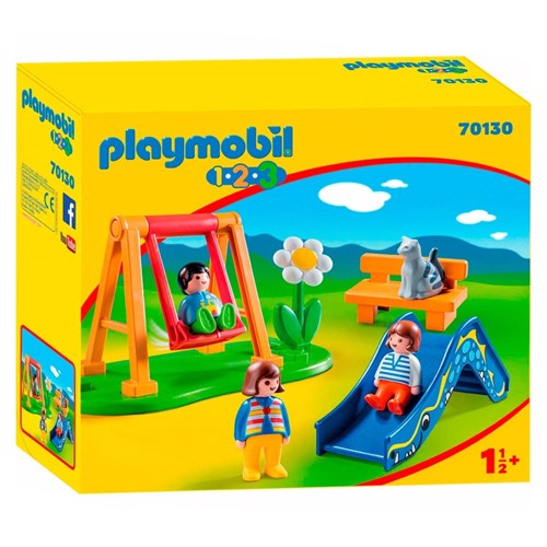 Image of Playmobil 70130 legeplads