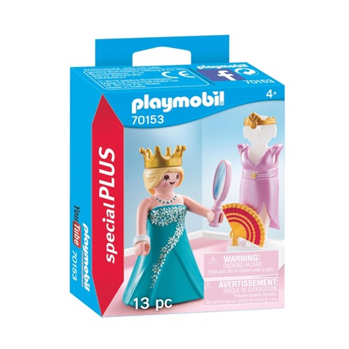 Image of Playmobil 70153 Prinsesse Med Mannequin