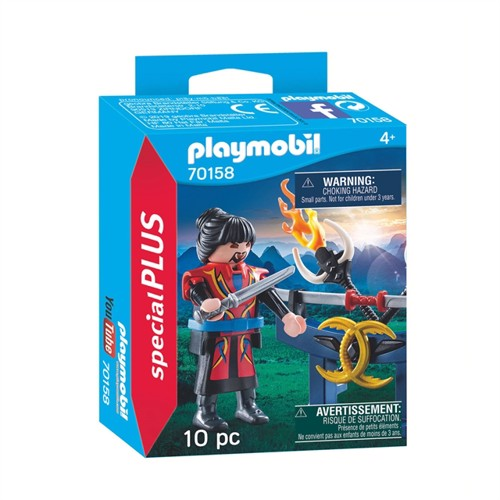 Image of Playmobil 70158 Kriger