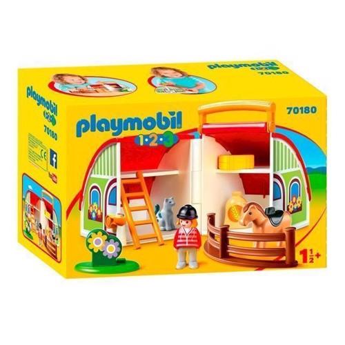 Image of Playmobil 70180 Min Mobile Gård (4008789701800)