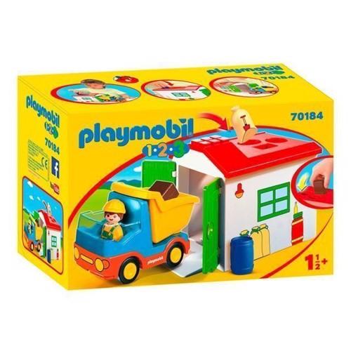Image of Playmobil 70184 Skraldebil (4008789701848)