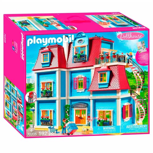 Image of Playmobil 70205 Stort Dukkehus