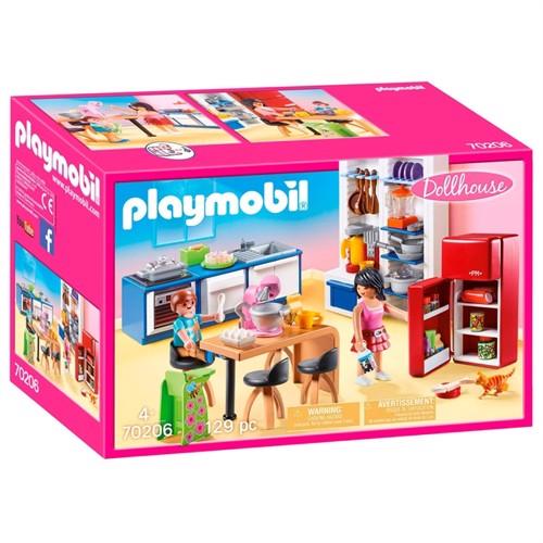 Image of Playmobil 70206 køkken (4008789702067)