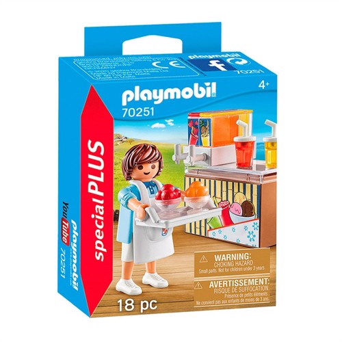 Image of Playmobil 70251 Slushice bod (4008789702517)
