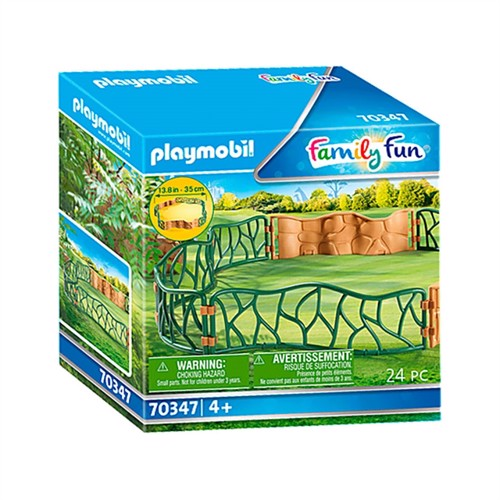 Image of Playmobil 70347 Fence (4008789703477)
