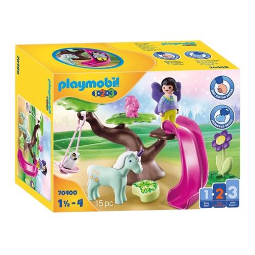Image of Playmobil 70400 Fairytale Playground (4008789704009)