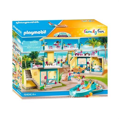 Image of Playmobil 70434 Beach Hotel (4008789704344)