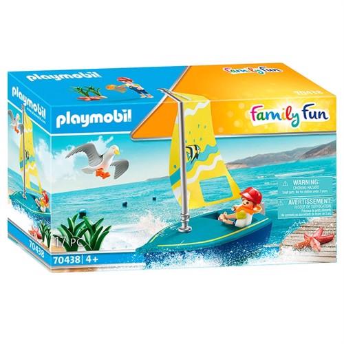 Image of Playmobil 70438 Sailboat (4008789704382)