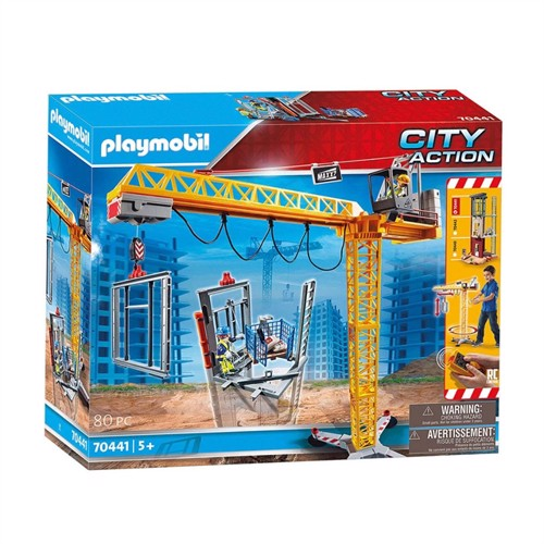 Image of Playmobil 70441 RC Kran (4008789704412)