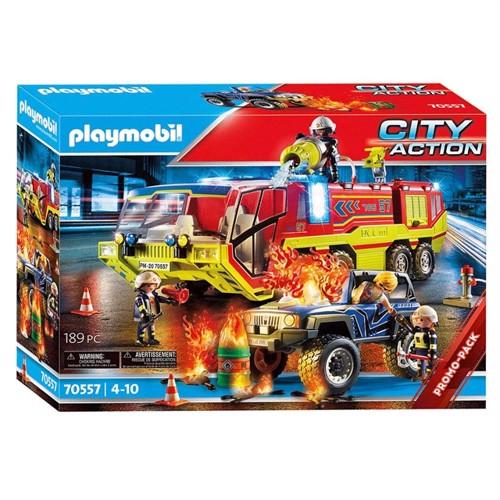 Image of Playmobil 70557 Brandbil (4008789705570)