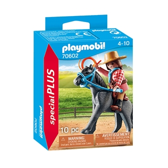 Image of Playmobil 70602 Western Rider (4008789706027)