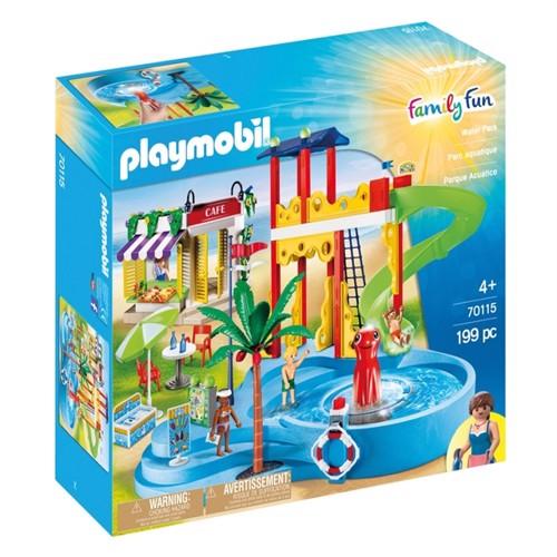 Image of Playmobil 70115 Club Sæt, Vandland