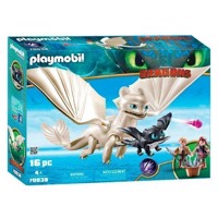Playmobil Dragons - Light Fury legetøjssæt
