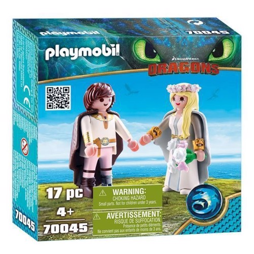 Image of Playmobil Dragons 70045 Special legesæt (4008789700452)