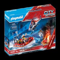 Playmobil 70335, playmobil mission