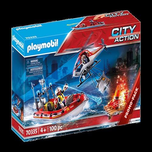 Image of Playmobil 70335, playmobil mission (4008789703351)