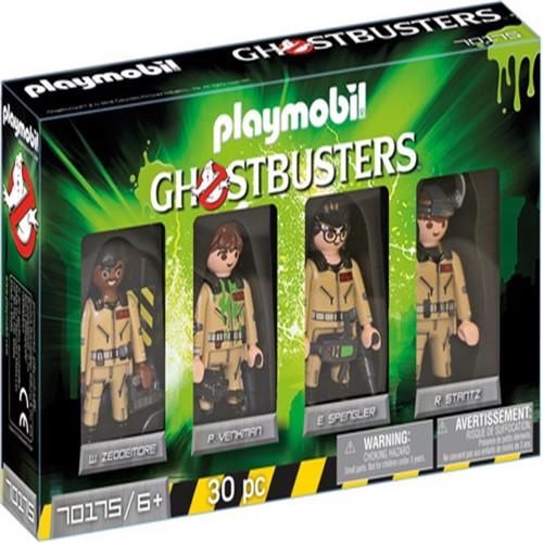 Image of Playmobil 70174 Ghostbusters Firgur Sæt, Ghostbusters Tm
