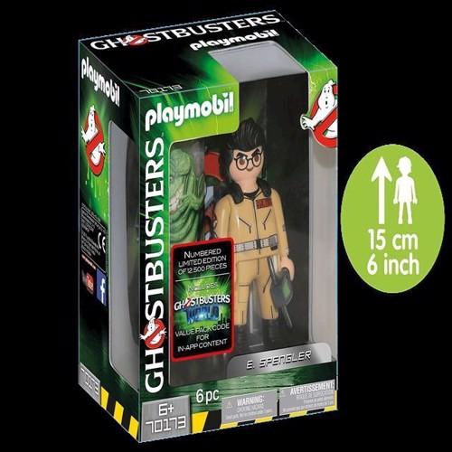 Image of Playmobil Ghostbusters TM Samle Figur E Spengler 70172