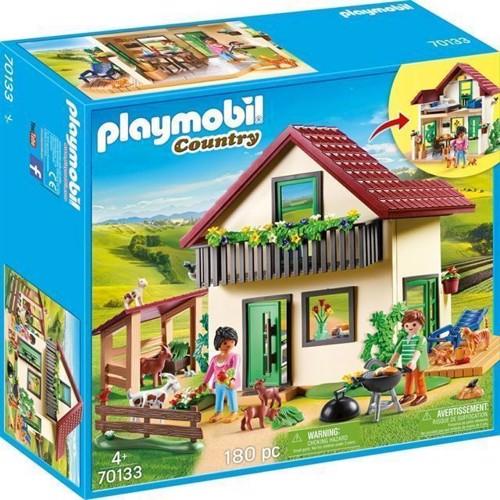 Image of Playmobil 70133, Moderne Bondegård